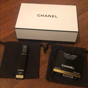 CHANEL Makeup - New and never used Chanel makeup